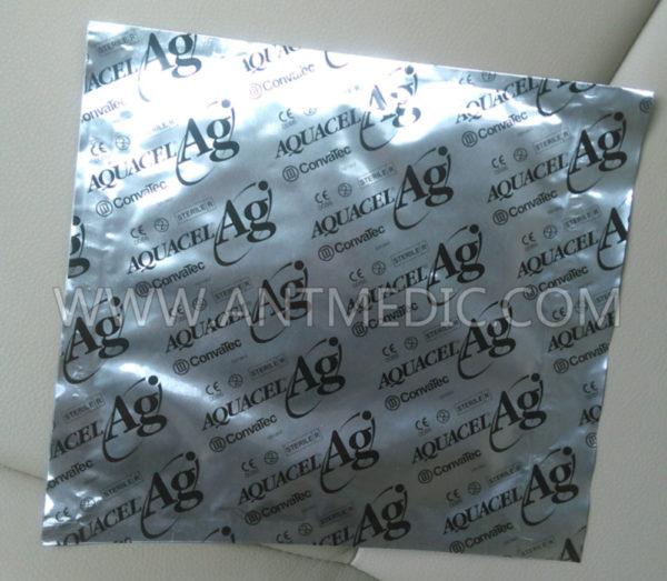 ConvaTec 403708 Aquacel Ag Hydrofiber Dressing with Silver