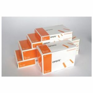 "OPSITE TRANSPARENT ADHESIVE FILM 4986 6"" X 11"" SMITH & NEPHEW"