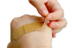How to deal with general wound suppuration