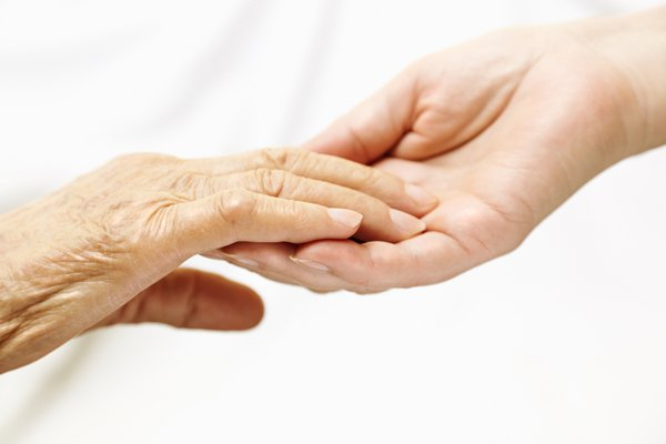 Care methods for stroke paralyzed elderly