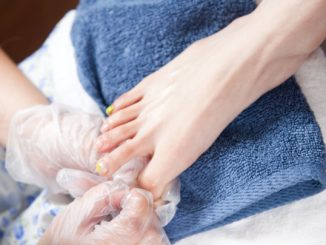Diabetes: Care and Maintenance of Foot Skin